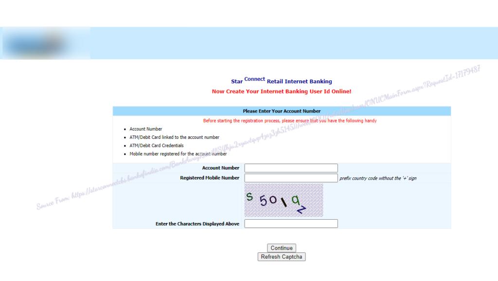 BOI Online Internet Banking Registration
